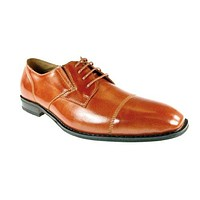 Men's 19283 Classic Cap Toe Lace Up Oxford Dress Shoes