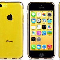 Rubber Protective Case for iPhone 5C