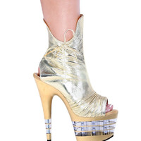 Karo's Shoes 3173 Ankle Boot