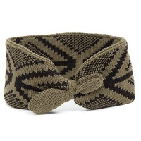 Olive & Pique Knotted Ear Warmer