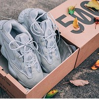 Adidas Yeezy 500 'SALT 'Sneaker Shoes