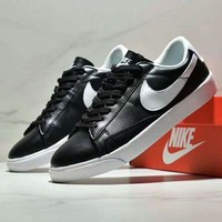 NIKE BLAZER LOW Tide brand men's and women's wild casual low-top sports shoes