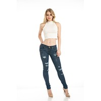 Sweet Look Premium Edition Women's Jeans - Skinny - Style CH006