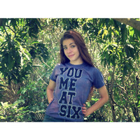 You Me At Six Shirt by CrookedYoungClothing on Etsy