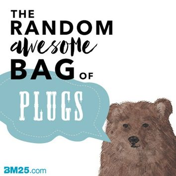 The Random Awesome Bag of Plugs