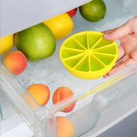 3D Lemon Shaped Ice Mold New 1PC DIY Ice Making Mould Eco-Friendly Plastic Freeze Ice Cube Tray Frozen Pudding Soap Mold Maker