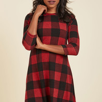Editor-at-Lodge Shift Dress | Mod Retro Vintage Dresses | ModCloth.com