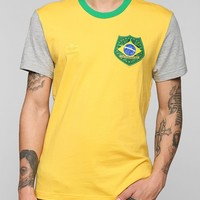 adidas Brazil Soccer Tee - Urban Outfitters