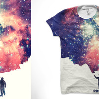 Score Painting the universe on Threadless