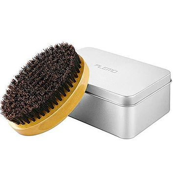 Plemo Mustache Styling & Maintenance Beard Brush For Men