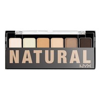 The Natural Shadow Palette | NYX Cosmetics