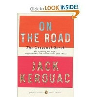 On the Road: The Original Scroll (Penguin Classics Deluxe Edition) [Paperback]