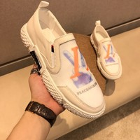 LV Men New Fashion Casual Shoes Sneaker Sport Running Shoes