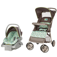 Cosco Lift & Stroll Travel System (Elephant Squares) TR336DFK