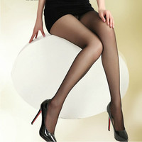 Women's Tights  Brown Thin
