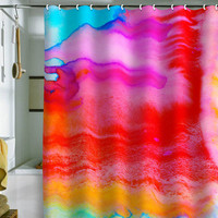 DENY Designs Home Accessories | Amy Sia Rush 1 Shower Curtain