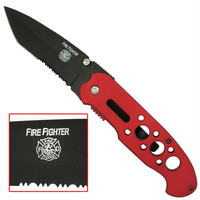 Whetstone  Firefighter Tactical KnifeFirefighter Tactical Kn