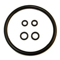 Kegco KC ORINGSET O-Ring Gasket Set for Cornelius Home Brew Keg, Black
