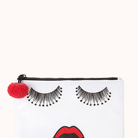 Midsize Face Cosmetic Pouch