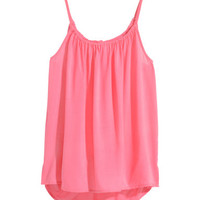 H&M Sleeveless Top $17.95