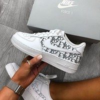 Nike Air Force 1 AF1 men and women Casual board shoes