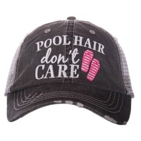 Katydid Pool Hair Hat