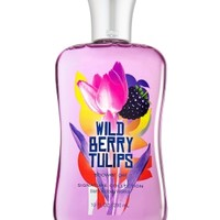 Wild Berry Tulips Shower Gel   - Signature Collection - Bath & Body Works