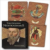 The Golden Nostradamus Oracle Cards