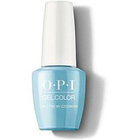 OPI GelColor - Can't Find My Czechbook 0.5 oz - #GCE75