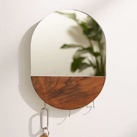Circle Storage Mirror | Urban Outfitters