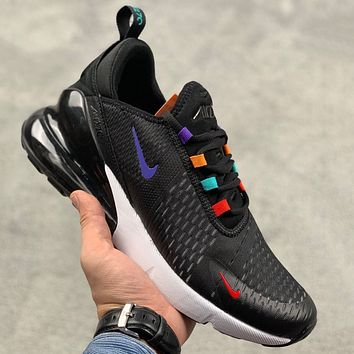 Nike Air Max 270 React Wmns Gardient Shift Fashion Casual Sneakers Sport Shoes