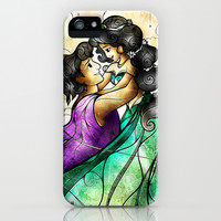 I Choose You iPhone & iPod Case by Mandie Manzano