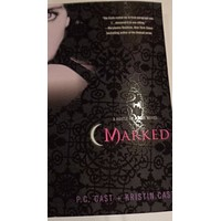 Marked  -  House of Night Book 1