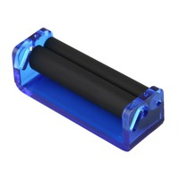 1pcs Roller Hand Cigarette Maker 70mm Easy Manual Tobacco Rolling Machine Tool Worldwide FreeShipping