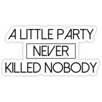 So Let's Party