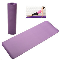 """68""""x24""""x0.3"""" 8mm Thick Yoga Mat Non-Slip Exercise Fitness Multicolor = 1933072068"""