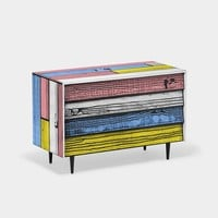 WrongWoods Chest of Drawers - ALL - STORAGE