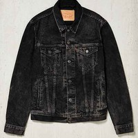 Levi's Acid Wash Denim Trucker Jacket