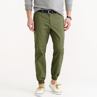 JOGGER PANT IN LIGHTWEIGHT CHINO