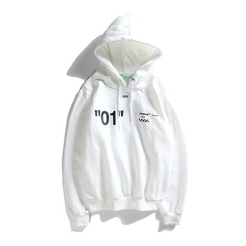 Wholsale women or men OFF-White jacket Sweatshirt 501965868-015