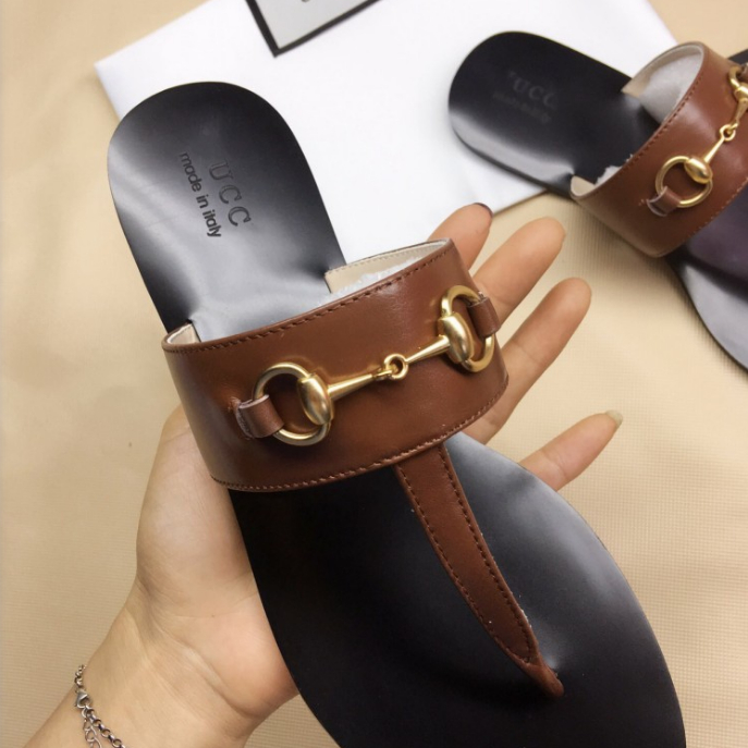 Image of Gucci New popular for women slippers