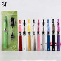 EGO T Ce5 Blister Atomizer Vape E Liquid Electronic Cigarette Kit E-cigarettes Hookah 1.6ml Electronic Cigarette usb charger