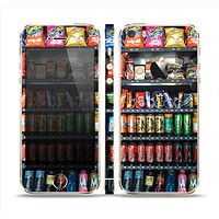 The Vending Machine Skin Set for the Apple iPhone 5s