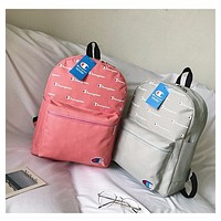 """Champion"" Trending Fashion Sport Laptop Bag Shoulder School Bag"