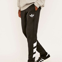 adidas Originals Trefoil FC Black Track Pants - Urban Outfitters