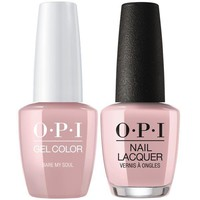 OPI - Gel & Lacquer Combo - Bare My Soul