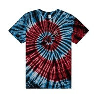 HUF | TRIPLE TRIANGLE SPIRAL TEE