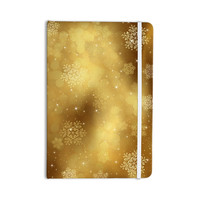 "Snap Studio ""Golden Radiance"" Yellow Everything Notebook"