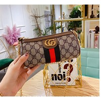 Gucci small cylinder bag NANO SPEEDY fashionable and beautiful pillow bag