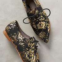 Farylrobin Gilded Rosebloom Oxfords